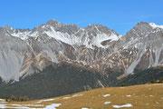 Stupende montagne