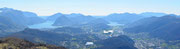 Vista dal Monte Bigorio