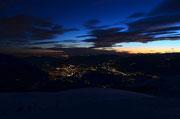 Lugano in notturna