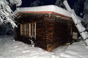 Una capanna