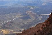 Crateri dall'alto