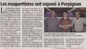 Expo à Perpignan