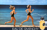 """annonce double page pour """"Givenchy"""""""