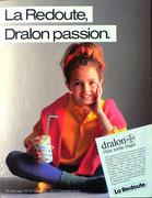 annonce presse pour Dralon