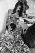 Paule Martin, mode 1973