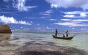 pêcheurs seychellois