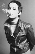 mode cuir, 1976