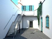 Ristrutturazione - Ipotesi I - Roma - Prog. Studio 130