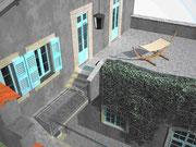 Ristrutturazione - Ipotesi II - Roma - Prog. Studio 130