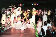 Défilé Hotel Outrigger - Tahiti 1999