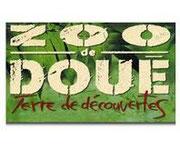 Bioparc Zoo de Doué-la-Fontaine - ein wunderschöner Tierpark in einem ehemaligen Steintagebau