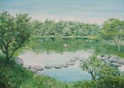 2《日本庭園》  B5/¥4,000(税込)