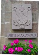 Ankunft Abtei Mariawald.