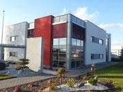 Budynek biurowy firmy WESTPOL w Rzeczenicy