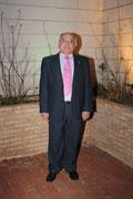 D. José Andés Sánchez-Manjavacas Muñoz. Presidente de 2007 a 2012.