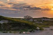 Landschapsfotografie: Duinen aan de Tweede Maasvlakte (Rotterdam, Nederland)