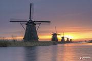 Werelderfgoed Molens van Kinderdijk.
