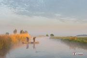 Landschapsfotografie: The Three fishers nabij Bleskensgraaf