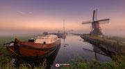 Landschapsfotografie: Een mooie, mistige morgen in Zuid-Holland