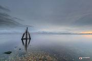 Landschapsfotografie: Duikstek Arendshoofd nabij Den Osse in Zeeland.