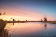 Dutch mills - Kinderdijk