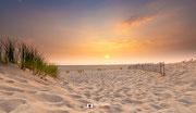 Landschapsfotografie: 'Sand' gefotografeerd op de Maasvlakte nabij Rotterdam (Zuid-Holland, Nederland)