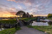 Landschapsfotografie: 'Sunrise Vollenhove' te Vollenhove (Overijssel, Nederland)