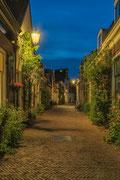 Nostalgisch straatje in Amersfoort