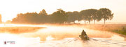 Landschapsfotografie: De mist tegemoet bij Bleskensgraaf