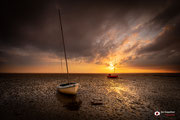 Landschapsfotografie: Wachten op de vloed aan de Oosterschelde