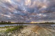 Landschapsfotografie bij een natuurgebied in de omgeving van Lexmond (Zuid-Holland, Nederland)