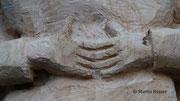 Verbundenheit - Skulptur in Zollikon