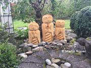 Japanische Figuren: Jizo