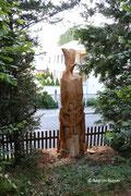Skulptur in Zollikon