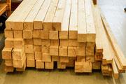 Holzstaffel gesponsert vom Sägewerk Prehofer