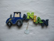 Traktor New Holland - NAME