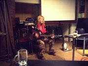 渋谷 「forstep」 初のトークライブにて