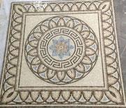 панно GRAZIA POL 1000*1000мм,  мозаика каменная Розн. Цена - 38 500 руб/панно