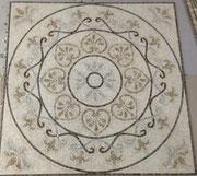 панно DELIS POL 1000*1000мм,  мозаика каменная Розн. Цена - 38 500 руб/панно