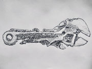 Drop Forged Steel (A5; Pencil on paper) AVAILABLE