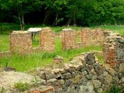 Reste der Wassermühle