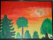 Sonnenaufgang Best. Nr. 38