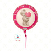 "Folienballon ""I Love You Teddy"" - 18""  -  € 5,90"