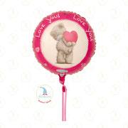 "Folienballon ""I Love You Teddy"" - 18""  -  € 5,90"