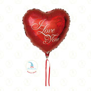 "Folienballon ""I Love You - Herz 01"" - 18""  -  € 5,90"