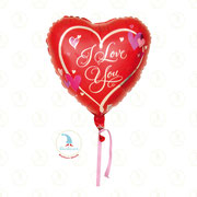 "Folienballon ""I Love You - Herz 03"" - 18""  -  € 5,90"