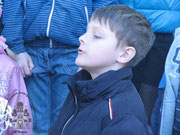 13.04.2015 Світлий Понеділок. Виступ дітей з недільної школи.