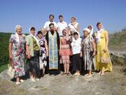 Село Монастирок, Борщівський район, Тернопіьська область. 8.08.2015