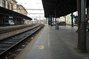 CZ - Brünn - Bahnhof