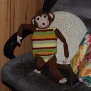 Die Geburt des Affen war nicht einfach, aber bin jetzt doch recht zufrieden mit meinem Werk.